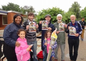 Bedford and District Trades Council mobilises support for Playfair 2012